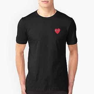 Cdg Merch Slim Fit TShirtT shirt Hoodie for Men, Women Unisex Full Size.