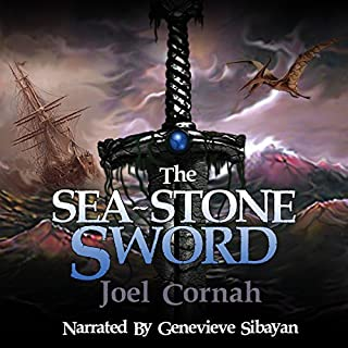 The Sea-Stone Sword cover art