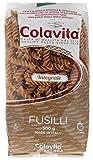 Colavita Fusilli Whole Wheat Pasta, 500 g