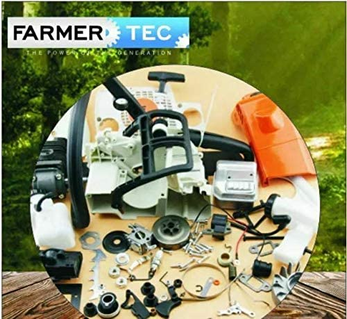 Holzfforma Farmertec Complete Repair Parts Chainsa Selling rankings 018 MS180 Dallas Mall for