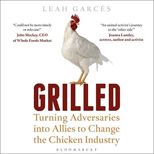 Grilled - Leah Garces