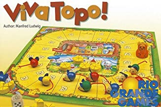 viva topo board game