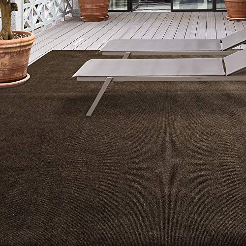 iCustomRug Affordable Indoor/Outdoor Carpet with Marine Backing, Many Carpet Flooring for Patio, Porch, Deck, Boat, Basement or Garage 6