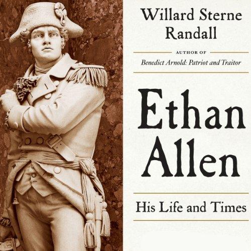 Ethan Allen cover art