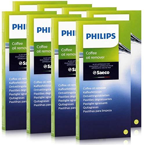 Philips Saeco CA6704/10 Kaffeefettlöser - 6 Tabletten á 1,6g (8er Pack)