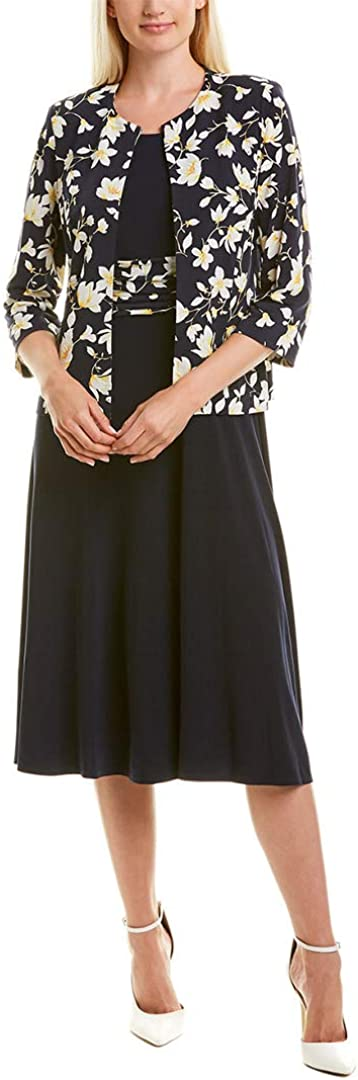 Jessica Howard Women's Jacket Dress