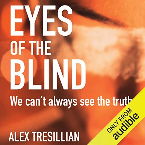 Eyes of the Blind audiobook cover art