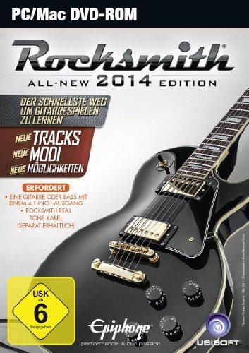 Rocksmith 2014 (ohne Kabel) - [PC/Mac]