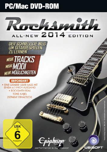 Rocksmith 2014 (ohne Kabel) - [PC/Mac]