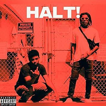 Halt! (feat. Pharaoh the 1)