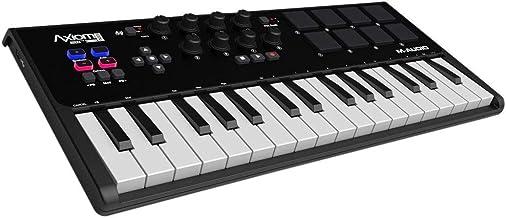 M-Audio Axiom AIR Mini 32   Ultra-Portable 32 Key USB MIDI Keyboard Controller With 8..