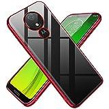 kadixini Moto G7 Power Case, Crystal Clear Slim Fit Soft