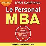 Couverture de Le personal MBA