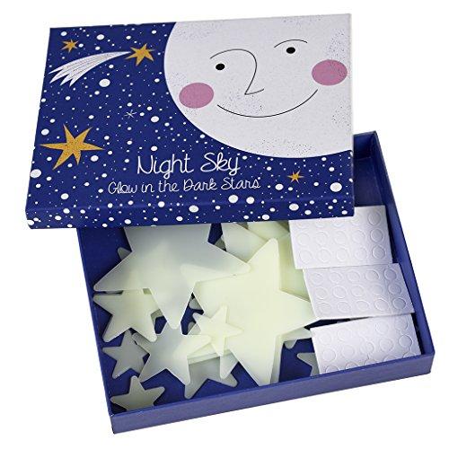 Rex London Box von 30Glow in The Dark Stars