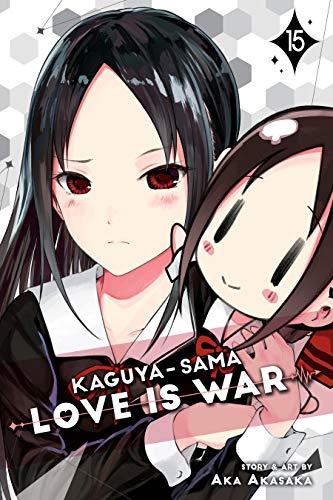 Kaguya-sama: Love Is War, Vol. 15 (English Edition)