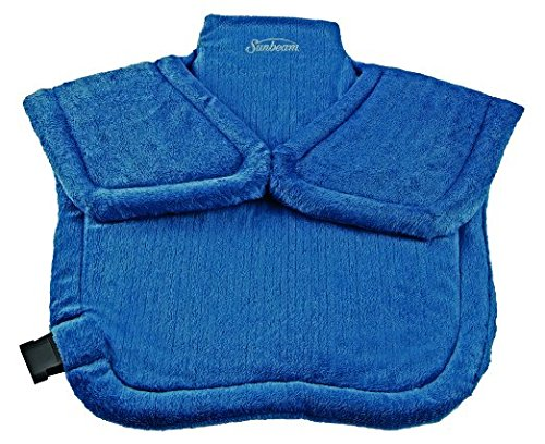 Sunbeam X-Long Renue Upper Back, Neck & Shoulder Heating Pad