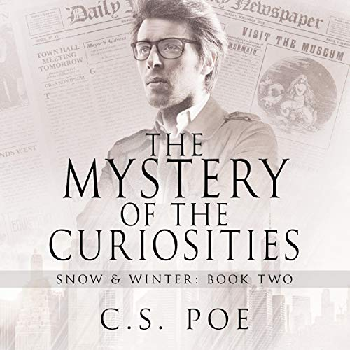 The Mystery of the Curiosities cover art