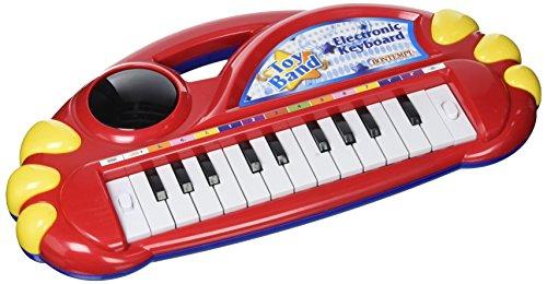 Bontempi 12 2230 Elektronik-Tisch-Keyboard mit 22 Tasten