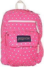 JanSport Digital Student Backpack (Fluorescent Pink Spots)
