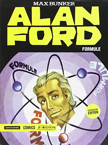 Formule. Alan Ford Supercolor Edition: 10
