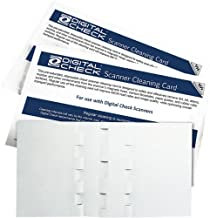 $149 » Digital Check Scanner Cleaning Card Featuring Waffletechnology (90)