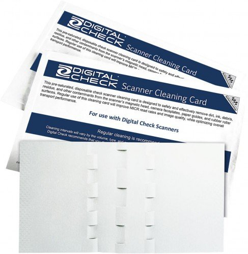 Best Bargain Digital Check Scanner Cleaning Card Featuring Waffletechnology (30)