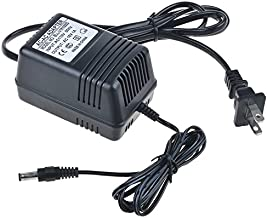 AT LCC AC DC Adapter for Bosch PB180 18-Volt Lithium-Ion Compact Jobsite 18V Li-Ion AM//FM Radio Robert Bosch Tool Corp Power Supply Cord Cable PS Wall Home Charger Mains PSU