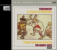 Stravinsky: Le Sacre Du Printemps (XRCD Master) by Georg Solti (2003-11-25)