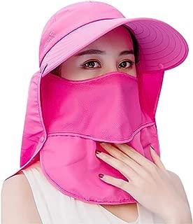 Fine Fishing Hat Folding Sun Hat 360° UV Protection Adjust Cap for Men Women Hiking Fishing Outdoor Yard Garden Working