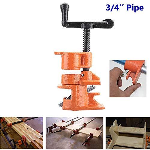 Carre Mark 1/23/4Inch cola para madera abrazadera de tubo set Hierro Fundido...
