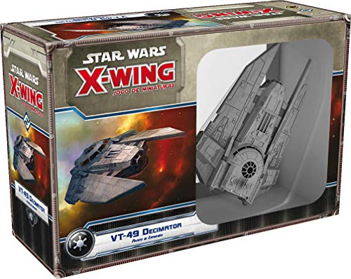 Vt-49 Decimator: Star Wars X-Wing - Galápagos Jogos