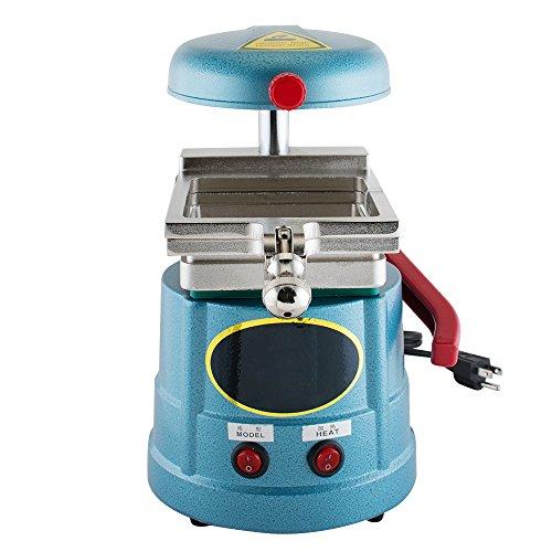 Va-c-u-u-m Forming Molding Machine, Vacuum Model Former, Vacuum Forming Molding Laminating Machine, Dental Lab Equipment for Lab 110V 800W