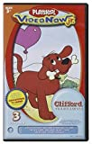 Hasbro Videonow Jr. Personal Video Disc 3-Pack: Clifford #8