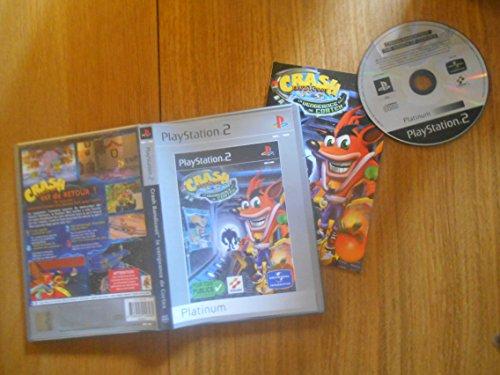 Crash Bandicoot : La Vengeance de Cortex - Platinum