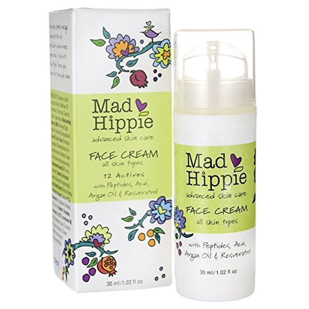運命最初容赦ないMad Hippie Advanced Skin Care Face Cream 1.02 fl. oz. by Mad Hippie [並行輸入品]