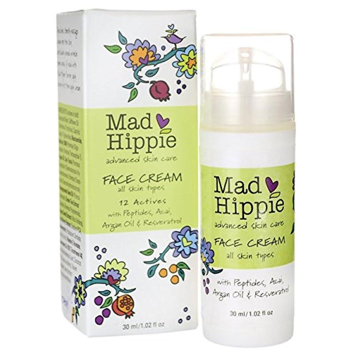 欠点切断するリースMad Hippie Advanced Skin Care Face Cream 1.02 fl. oz. by Mad Hippie [並行輸入品]