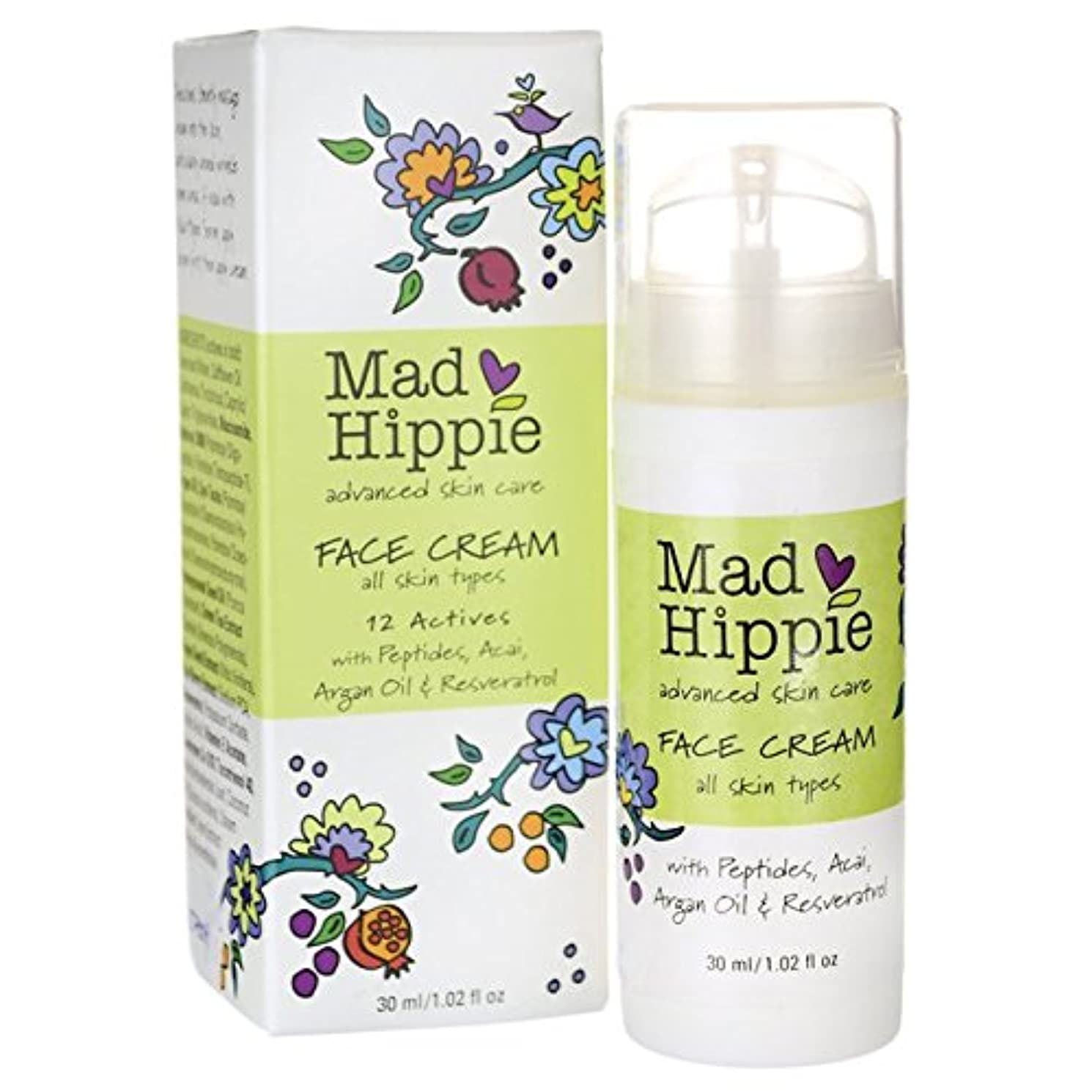 解明する読書乗り出すMad Hippie Advanced Skin Care Face Cream 1.02 fl. oz. by Mad Hippie [並行輸入品]