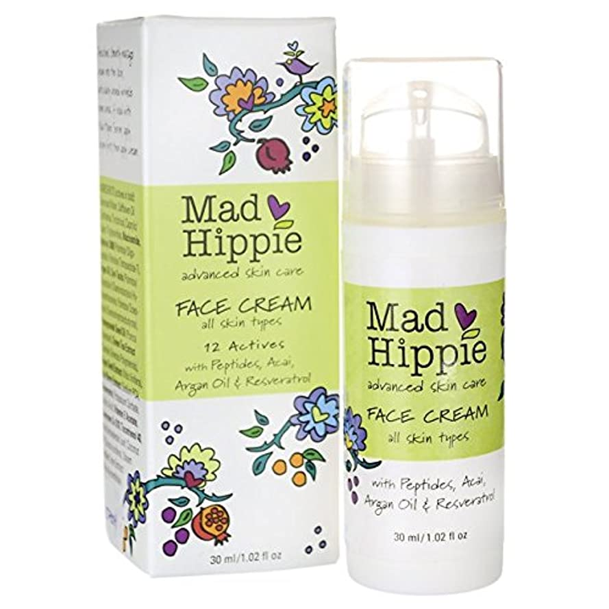 アリズームインする不変Mad Hippie Advanced Skin Care Face Cream 1.02 fl. oz. by Mad Hippie [並行輸入品]