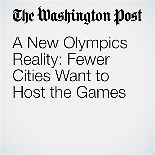 A New Olympics Reality: Fewer Cities Want to Host the Games copertina
