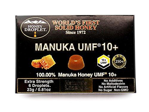 ハニードロップレットマヌカハニーUMFR10+(のど飴) -1箱