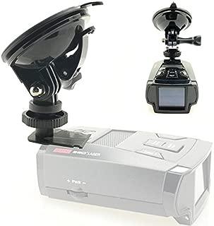 Super Suction Sticky Radar Detector Windshield Suction Cup Mount for Cobra Radar Detector iRadar ESD SPX SLR 5000 5300 5400 5500 6500 6600 6700 7700 7800 7800BT Radar