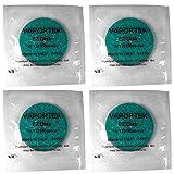 Vaportek Easy Disk Neutral - Duftstein für Vaportronic, Easy Twist, Compact Lufterfrischer - Geruchsvertilger, Geruchsneutralisator, Geruchseliminator EZ-Disk (6, 4)