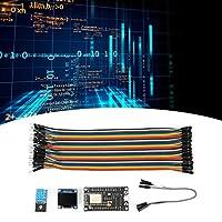 WiFi ESP8266スターターキット、DHT11センサーモジュールは、プロ用の電子部品用の汎用のDIY愛好家のために持ち運びが簡単です