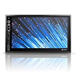 Double Din Android Car Stereo - Corehan Car Multimedia Radio with WiFi Bluetooth