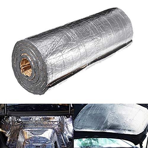 HXYIYG Coches Aislamiento,InsonorizacióN Coche 200CMX50 CM 7mm / 10mm Camión de automóvil Firewall Deadener Sound Sound Sound Soursation Mat Coche Sound Alojamiento térmico (Color Name : 10mm)