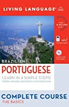 Complete Portuguese: The Basics (Book and CD Set): Includes Coursebook, 4 Audio CDs, and Learner's Dictionary (Complete Basic Courses) Com/Pap Un edition by Living Language (2008) Paperback