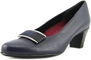 Womens Mara Closed Toe Classic Pumps, Blue, Size 9.5