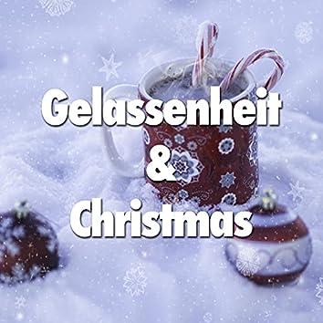 Gelassenheit & Christmas: Entspannungsmusik & Musik für Tiefenentspannung, Schlafmusik für Therapie mit Einschlafmusik