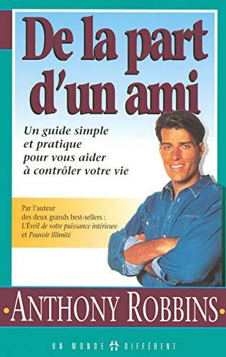 By Anthony Robbins De La Part Dun Ami Pdf Epub Lire Or Télécharger