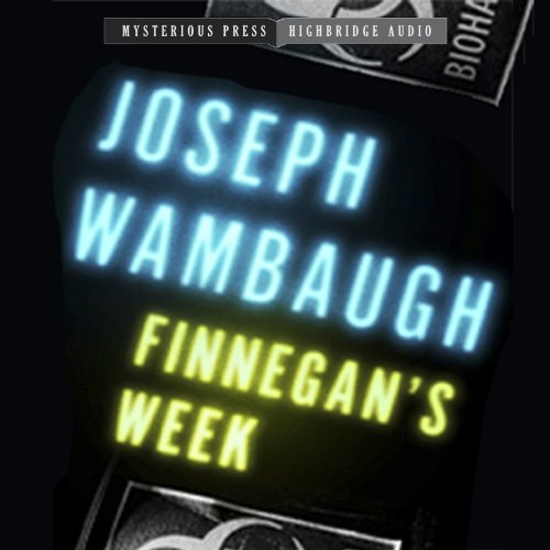 Finnegan's Week Audiobook By Joseph Wambaugh cover art